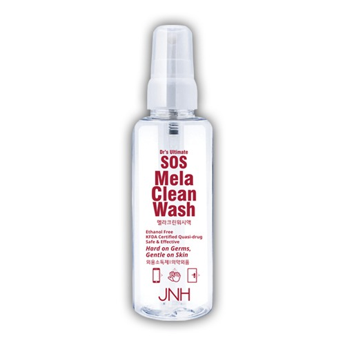 JNH Dr's Ultimate SOS Mela Clean Wash